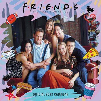 Friends naptár 2022
