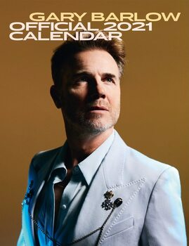 Gary Barlow naptár 2021