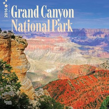 Grand Canyon National Park naptár 2018