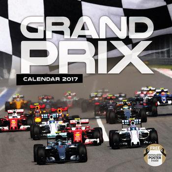 Grand Prix naptár 2017