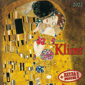 Gustav Klimt naptár 2022