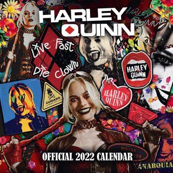 Harley Quinn naptár 2022