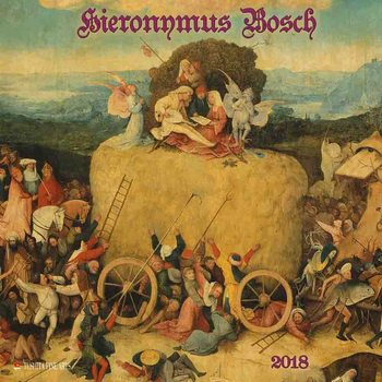 Hieronymus Bosch naptár 2020