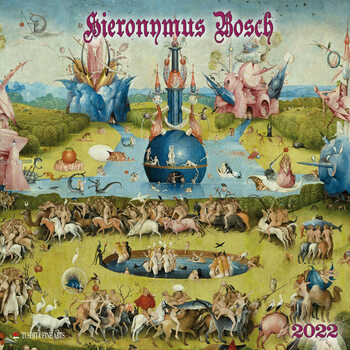 Hieronymus Bosch naptár 2022