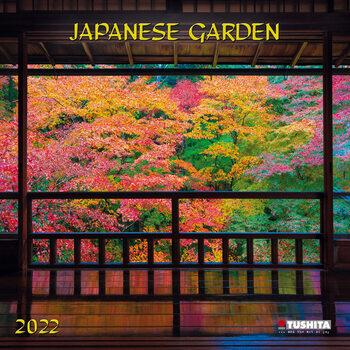 Japanese Garden naptár 2022
