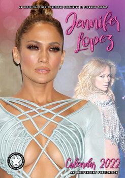 Jennifer Lopez naptár 2022