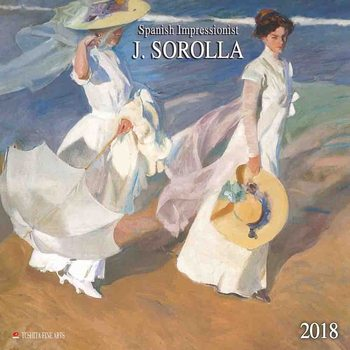 Joaquín Sorolla - Spanisch naptár 2020