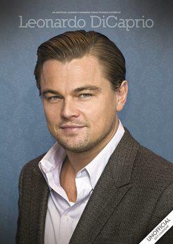 Leonardo DiCaprio naptár 2017