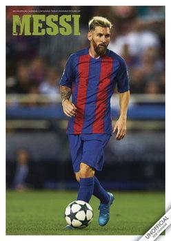 Lionel Messi naptár 2018