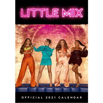Little Mix naptár 2021