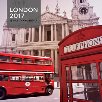 London naptár 2017
