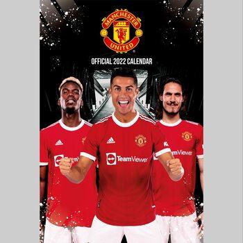 Manchester United FC naptár 2022