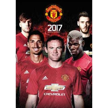 Manchester Utd naptár 2017