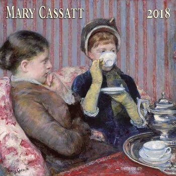 Mary Cassatt naptár 2018