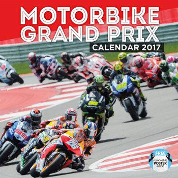 Motorbike naptár 2017