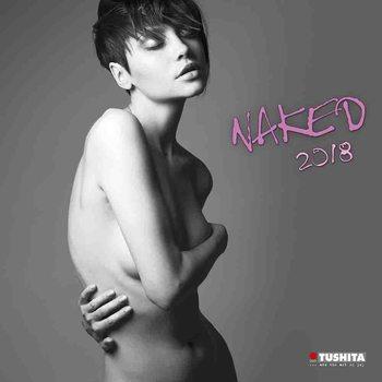 Naked naptár 2018