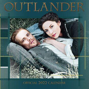 Outlander naptár 2022