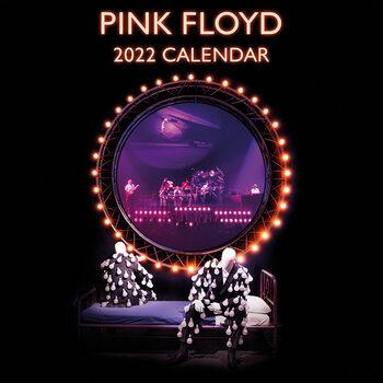 Pink Floyd naptár 2022