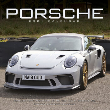 Porsche naptár 2021