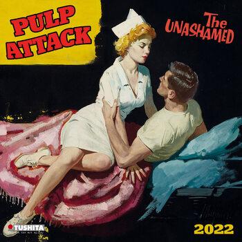 Pulp Attack naptár 2022