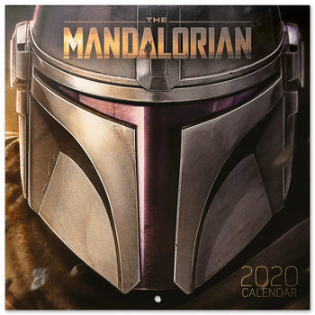 Star Wars: The Mandalorian naptár 2020