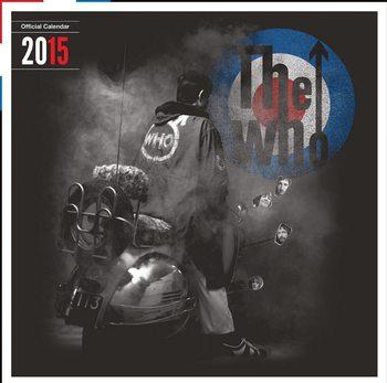 The Who naptár 2016