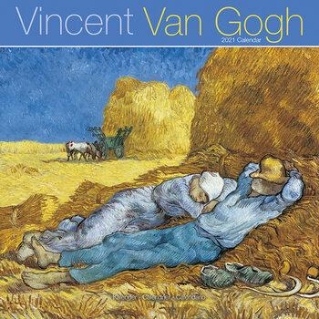 Van Gogh naptár 2021
