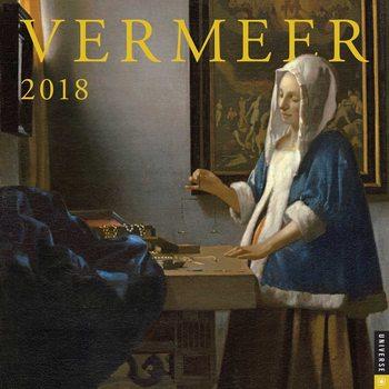 Vermeer naptár 2020