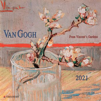 Vincent van Gogh - From Vincent's Garden naptár 2021