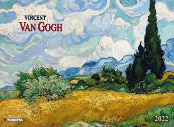 Vincent van Gogh naptár 2022