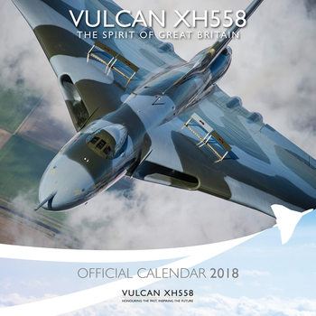 Vulcan To The Sky naptár 2019