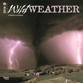 Wild Weather naptár 2018