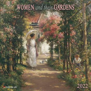 Women and their Gardens naptár 2022