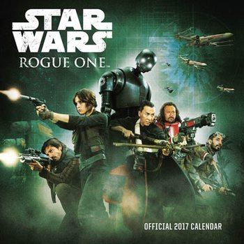 Zsivány Egyes: Egy Star Wars-történet naptár 2017