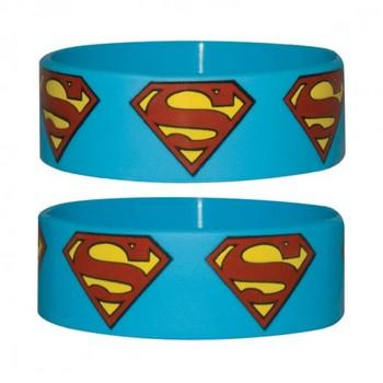 SUPERMAN - logo Náramek