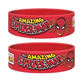 Marvel Retro - Spider-Man Náramok silikonove