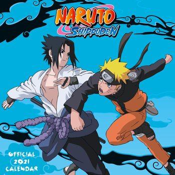 Ημερολόγιο 2021 Naruto (Manga)