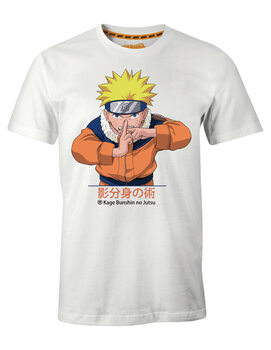 T-shirt Naruto - Multiclonage (Kage Bunshin No Jutsu)