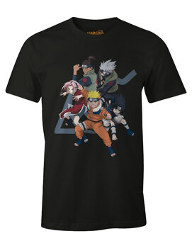 T-shirt Naruto - Team Seven