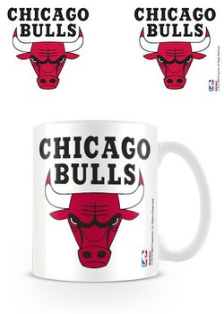 Taza NBA - Chicago Bulls Logo