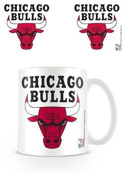Hrnek NBA - Chicago Bulls Logo