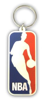 NBA - Logo kulcsatartó