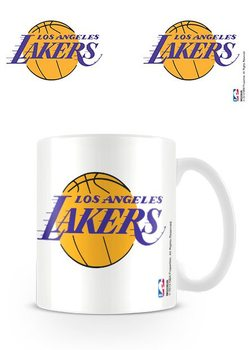 Taza NBA - Los Angeles Lakers Logo
