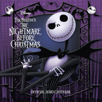 Ημερολόγιο 2020  Nightmare Before Christmas