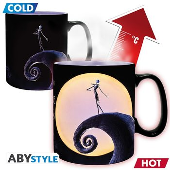 Tasse Nightmare Before Christmas - Jack & Moon