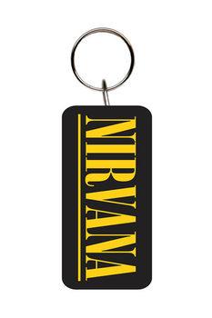 Nirvana - Logo Breloc