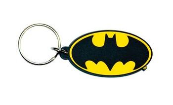 BATMAN - symbol Nøglering
