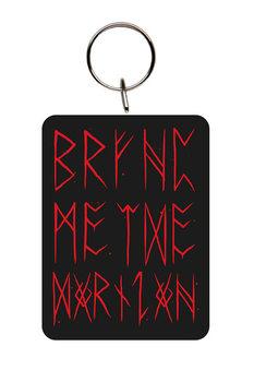 Bring Me The Horizon - Logo Red Nøglering