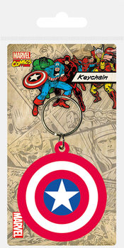 Captain America - Shield Nøglering