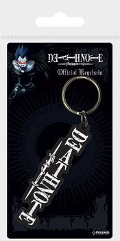 Death Note - Logo Nøglering